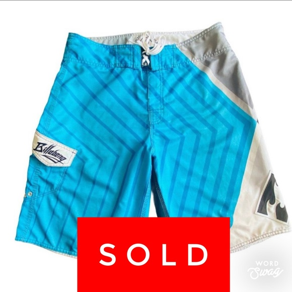 Billabong Andy Irons Air Lite Stretch Board Shorts